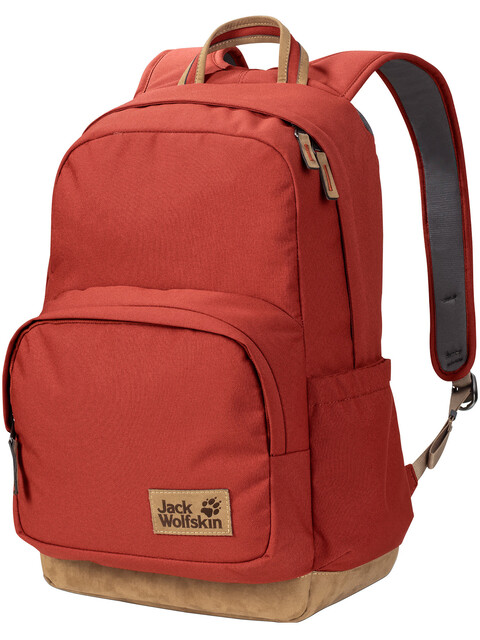 Jack Wolfskin Croxley Backpack red